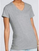 Ladies´ Premium Cotton® V-Neck T-Shirt
