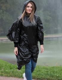 Disposable Raining Poncho Sumatra