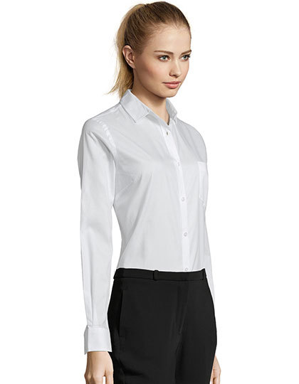 Long Sleeve Shirt Business Women